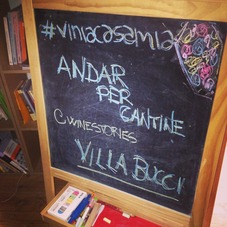"""""""Andar per cantine"""" e Villa Bucci - @winestories"""